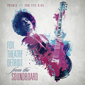 2015 & 3rd Eye Girl – Detroit Fox Theater: From the SoundBoard