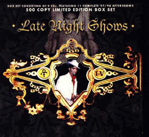 1999 Late Night Shows (Limited Edition)