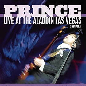 2020 Live At The Aladdin Las Vegas Sampler – CDS