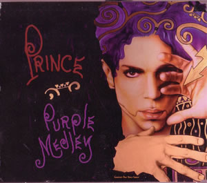 1995 Purple Medley – CDS