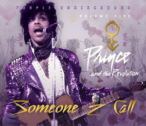 2018 Purple Underground Vol 5: Someone 2 Call
