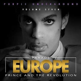 2018 Purple Underground Volume Seven: Parade Europe