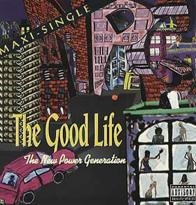 1994 The N.P.G. – The Good Life – CDM