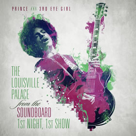 2015 & 3rd Eye Girl – The Louisville Palace from the Soundboard