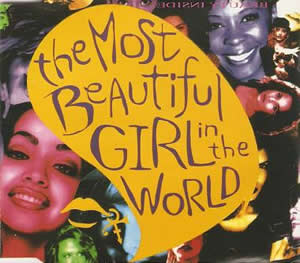 1994 The Most Beautiful Girl In The World – CDS
