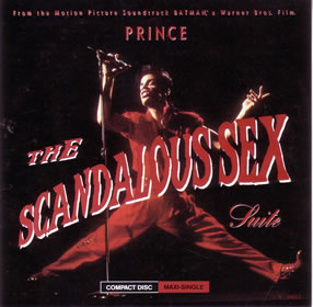 1989 The Scandalous Sex Suite – CDM