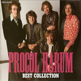 1994 Procol Harum Best Collection