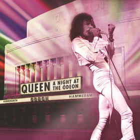 1975 A Night At The Odeon: Hammersmith 1975
