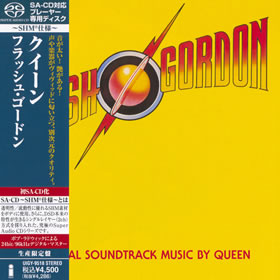 1980 Flash Gordon – BSO