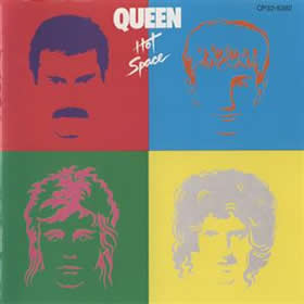 1982 Hot Space – 20th Anniversary