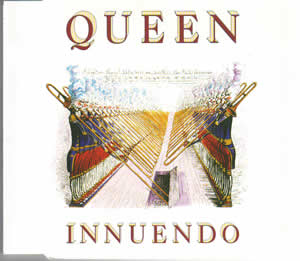 1991 Innuendo – CDS