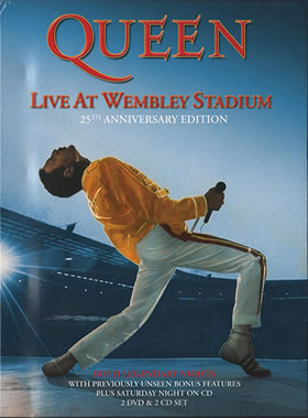 1992 Live At Wembley Stadium