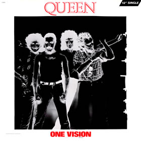 1985 One Vision – CDS