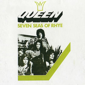1991 Seven Seas Of Rhye – CDS