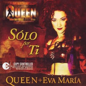 2004 & Eva Maria – Solo Por Ti (No One But You) – CDS