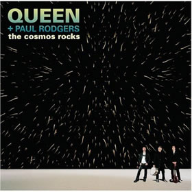 2008 + Paul Rodgers – The Cosmos Rock
