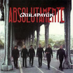2013 Absolutamente Quilapayún