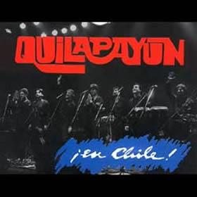 1989 Quilapayún En Chile