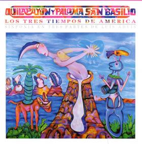 1988 & Paloma San Basilio – Los tres tiempos de América