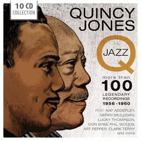 2013 & His Orchestra – Q-Jazz: More Than 100 Legendary Recordings 1956-1960