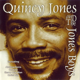 1996 Quincy Jones & The Jones Boys