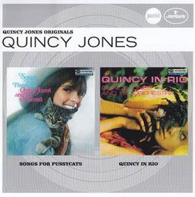 2012 Songs From Pussycats 1960 & Quincy In Rio 1966