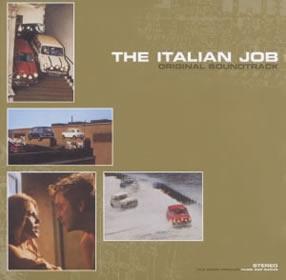 1969 The Italian Job – BSO