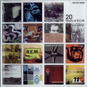 2001 20 Years Of R.E.M.