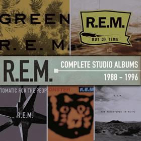 2016 Complete Studio Albums 1988-1996