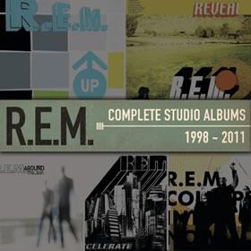 2014 Complete Studio Albums 1998-2011
