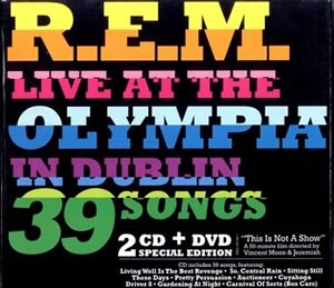 2007 Live At The Olympia In Dublin 39 Songs