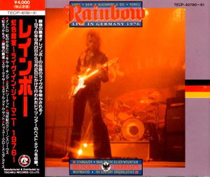 1991 Live In Germany 1976