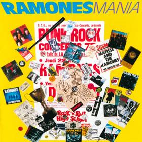 1988 Ramones Mania