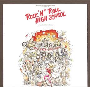 1979 Sound Track of Rock 'N' Roll High School