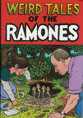 2005 Weird Tales Of The Ramones