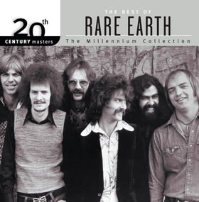 2001 The Best Of Rare Earth – 20th Century Masters The Millennium Collection