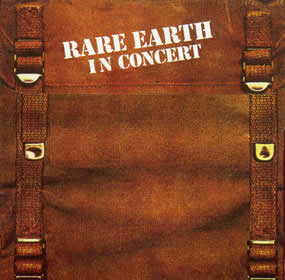 1971 Rare Earth In Concert