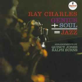 1961 Genius + Soul = Jazz