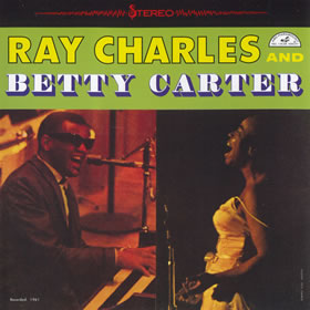 1961 Ray Charles And Betty Carter