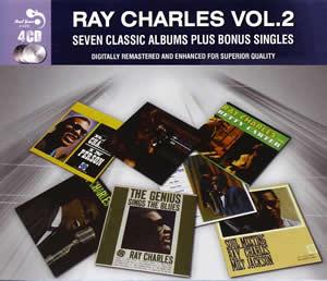 2013 Seven Classic Albums Plus Bonus Singles Vol. 2