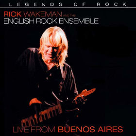 2019 & The English Rock Ensemble – Live From Buenos Aires