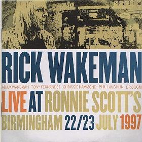 2020 Live at Ronnie Scott's Birmingham 22/23 July 1997