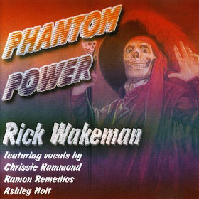 1991 Phantom Power