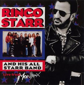 1993 & His All Starr Band Volume 2: Live from Montreux