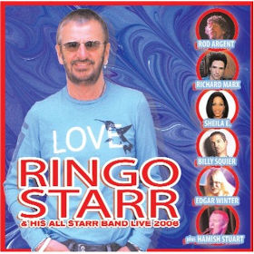 2006 Ringo Starr And His All Starr Band – Live