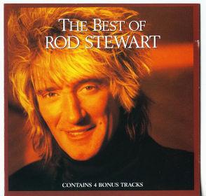 1989 The Best Of Rod Stewart