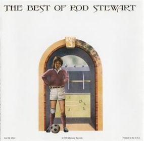 1976 The Best of Rod Stewart