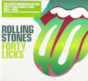 2002 Forty Licks [Exclusive Hardback Edition]