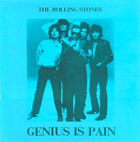 1981 Genius Is Pain