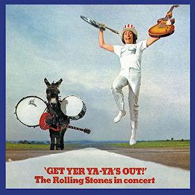 1970 Get Yer Ya-Ya's Out